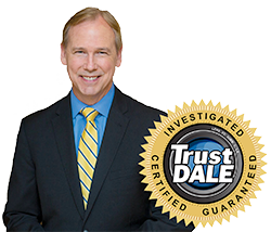 Anytime Heating & Cooling is a TrustDale Certified Partner